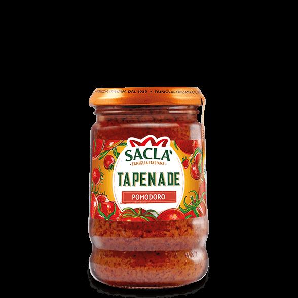 Tapenade aus getrockneten Tomaten