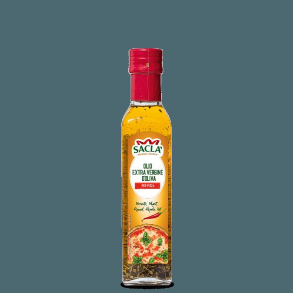 Würziges natives Olivenöl extra