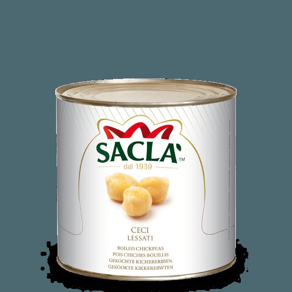 Kichererbsen in Salzlake (2,5kg)